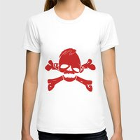 the goonies T-shirts featuring Goonies Never say die Red by Komrod
