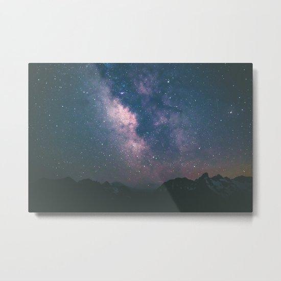 Milky Way III Metal Print