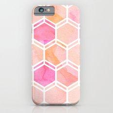 CORAL PARADISE Slim Case iPhone 6s
