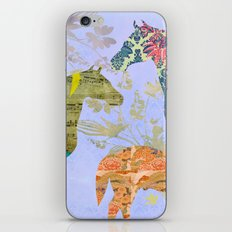 Chinese Lunar New Year and 12 animals  ❤  The HORSE 馬 iPhone Skin