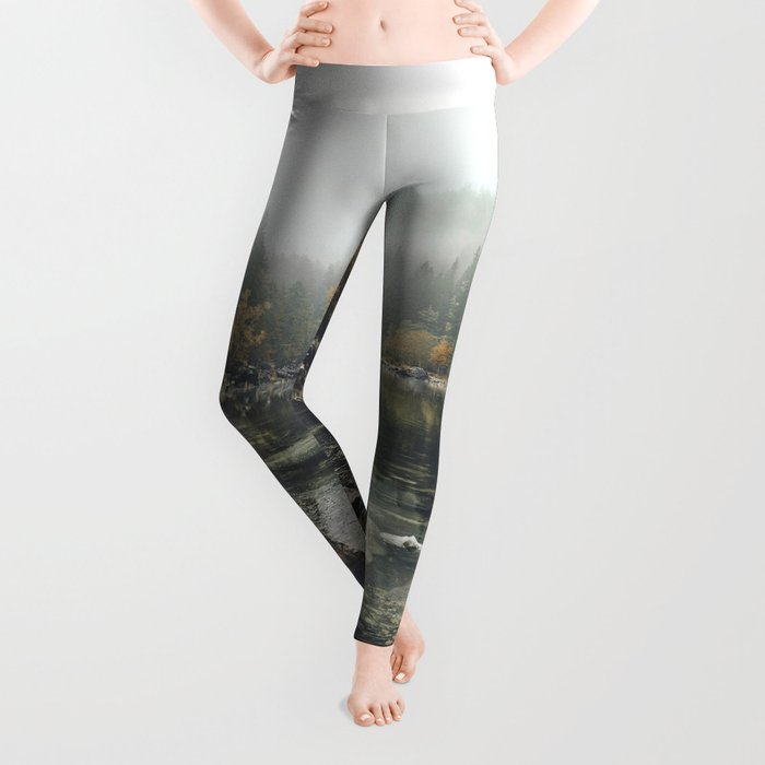 Serenity - Landscape Photography Leggings