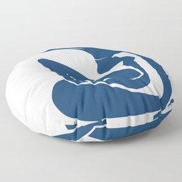 Henri Matisse - Blue Nude I 1952 - Original Cut Out Artwork Reproduction Floor Pillow