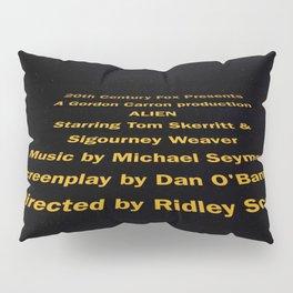 Alien cast & crew Pillow Sham