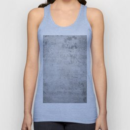 concrete wall vintage grey background,  wall texture * Unisex Tank Top