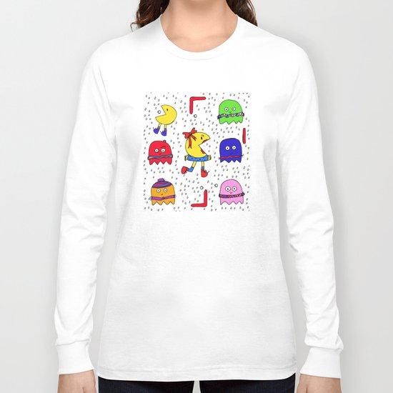 Winter game Long Sleeve T-shirt