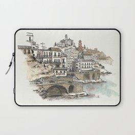 Amalfi Coast memory Laptop Sleeve