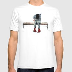 Still from Buffalo 66 Mens Fitted Tee White SMALL