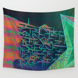 Prematurely Exploited Wall Tapestry