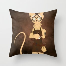 Bambino Throw Pillow