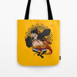 Monkey D. Luffy Tote Bag