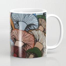 Colorful Mush Coffee Mug
