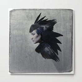 Collage Metal Print
