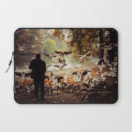 The Birdman Laptop Sleeve