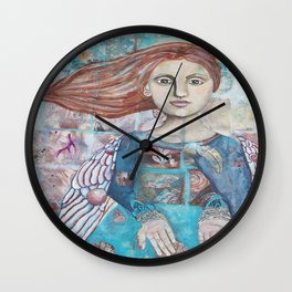 Beseesch Wall Clock