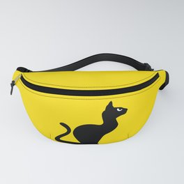 Angry Animals: Cat Fanny Pack