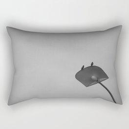 A toast to freedom Rectangular Pillow