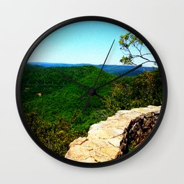 Ozark Vista Wall Clock