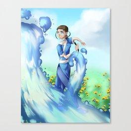 Katara Canvas Print