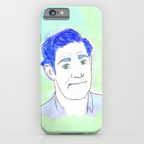 Jim Halpert Face.  iPhone & iPod Case