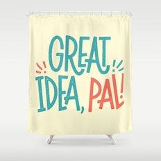 Great Idea Shower Curtain