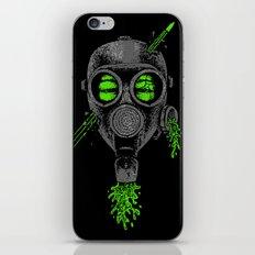 Through head iPhone & iPod Skin