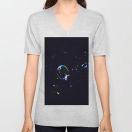 Bubble Unisex V-Neck