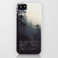 Forest Universe II Slim Case iPhone (5, 5s)