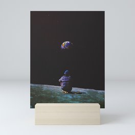 Outcast Mini Art Print