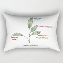 Sage Advice Rectangular Pillow
