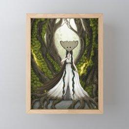Dryad Framed Mini Art Print