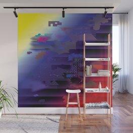 gamma mess Wall Mural