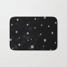Texture dots Bath Mat
