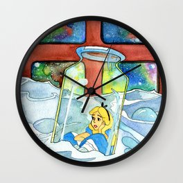 Oh Dear, Alice Wall Clock
