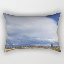 Fluff Rectangular Pillow