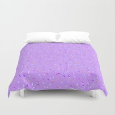 Omg, Sprinkles Duvet Cover
