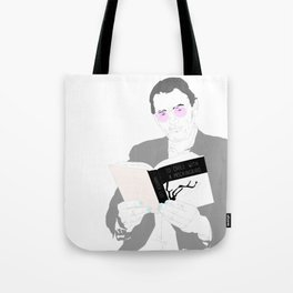 To Chill with a Mockingbird Tote Bag