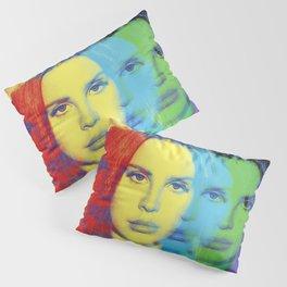 lana del ray rainbow 2021 Pillow Sham