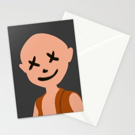 Smile Backwards Stationery Cards