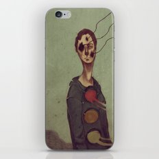 You Must Keep Going iPhone Skin