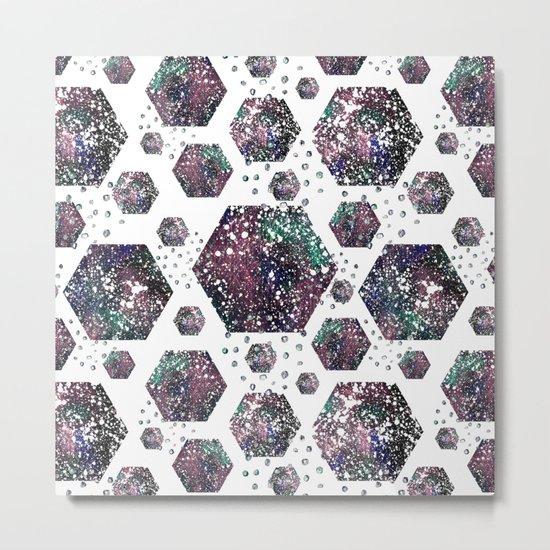 Abstract pattern.4 Metal Print