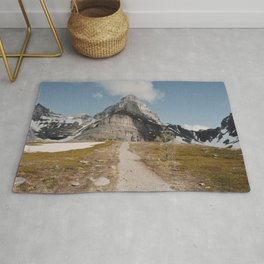 Larch Valley Trail Rug
