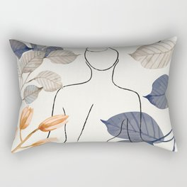 Peace in the Shade 02 Rectangular Pillow