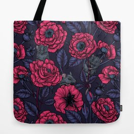 The mice party Tote Bag