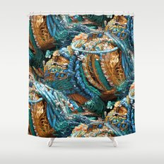 for I Will Catch You! Shower Curtain