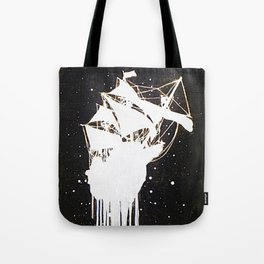 """""""The Final Voyage"""" Tote Bag"""