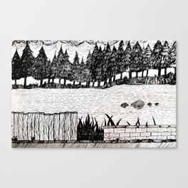 L01 Canvas Print