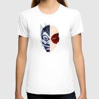 zuko T-shirts featuring Blue Spirit by sambeawesome