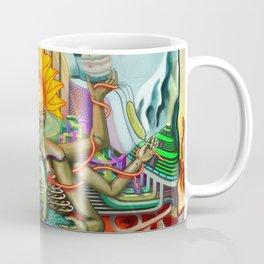 Genesis1, the theory of creation Coffee Mug