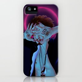 Klaus iPhone Case