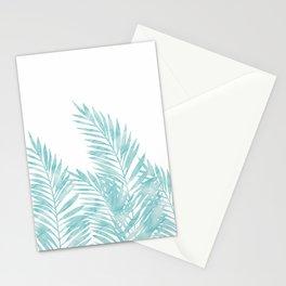 Palm Leaves Island Paradise Stationery Cards